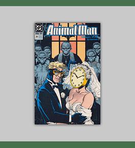 Animal Man 30 1990