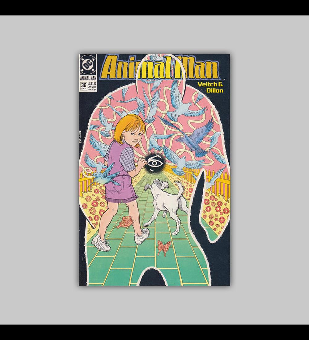 Animal Man 36 1991