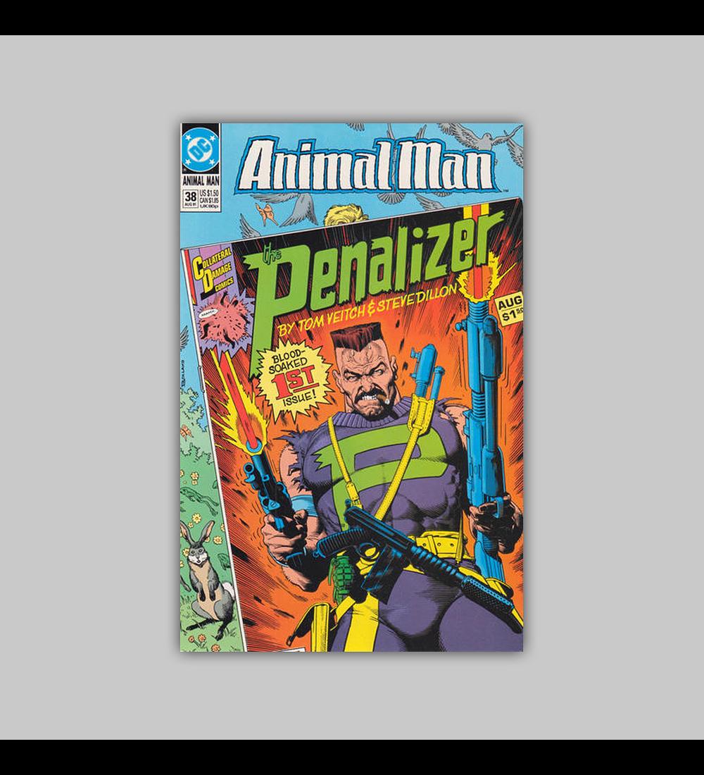 Animal Man 38 1991