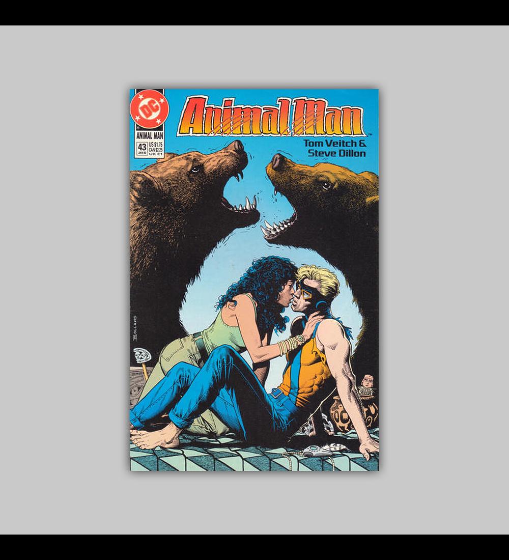 Animal Man 43 1992