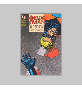 Animal Man 51 1992
