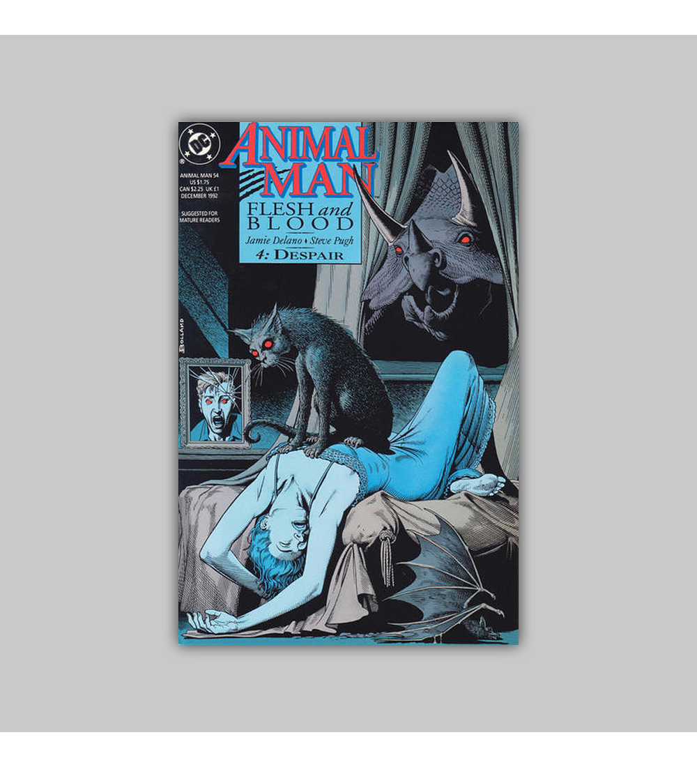 Animal Man 54 1992