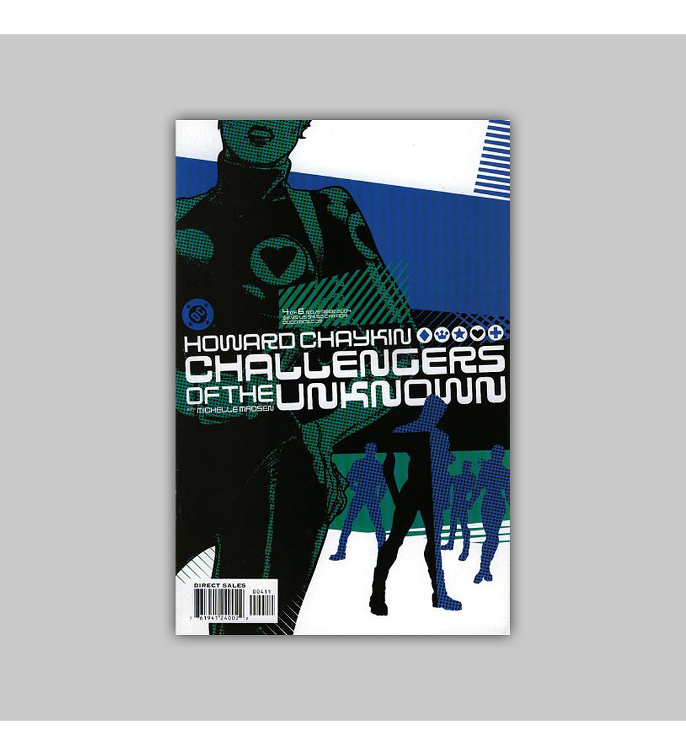 Challengers of the Unknown 4 2004