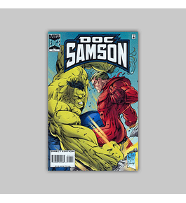 Doc Samson (complete limited series) 1996