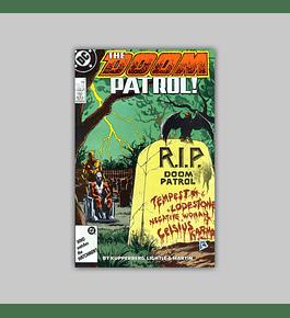 Doom Patrol 5 1988