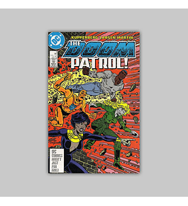 Doom Patrol 6 1988