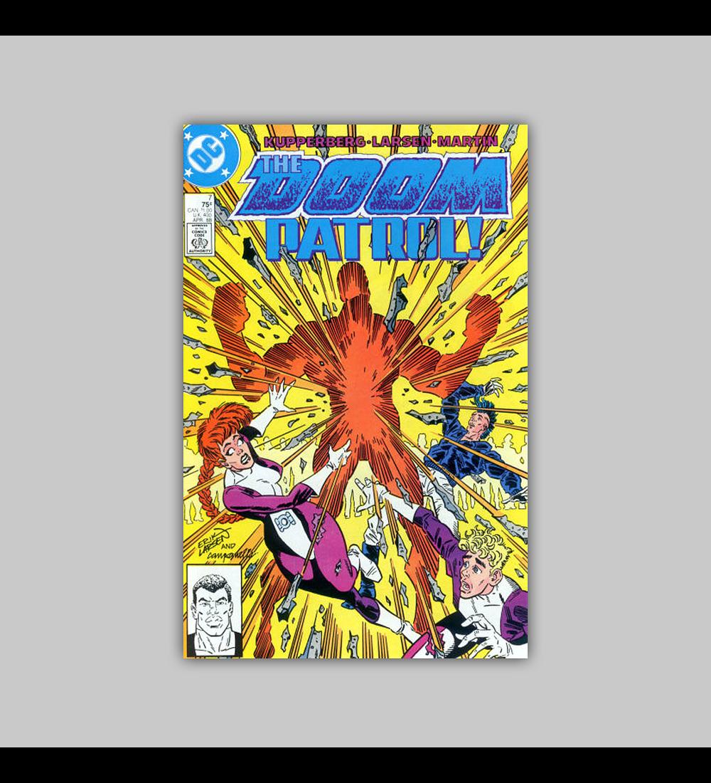 Doom Patrol 7 1988