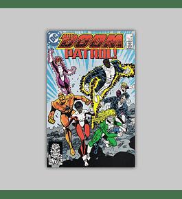 Doom Patrol 8 1988