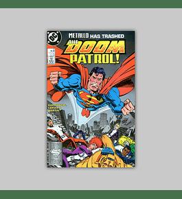 Doom Patrol 10 1988