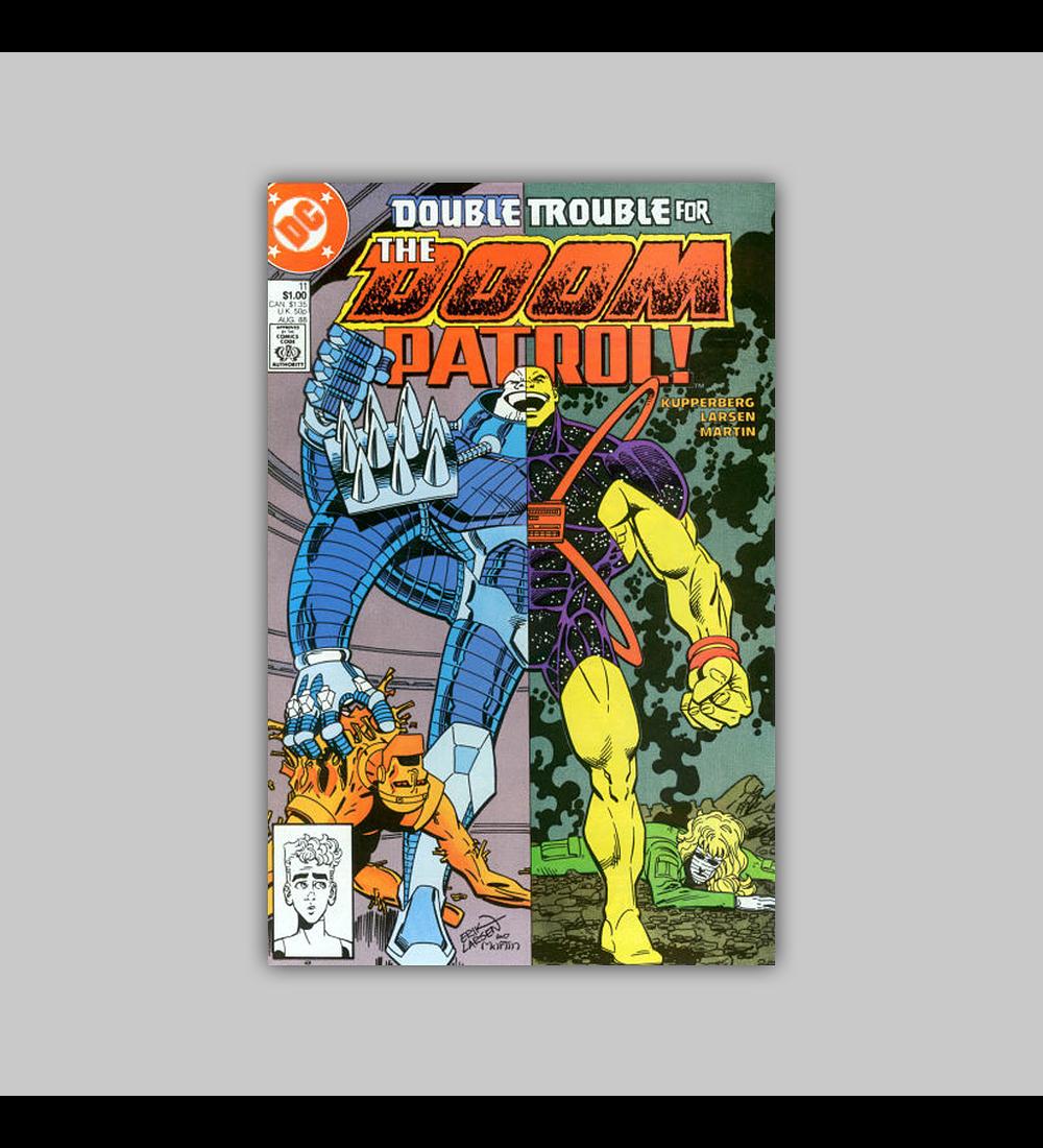 Doom Patrol 11 1988