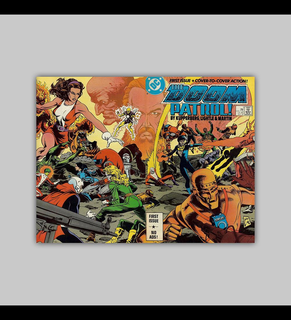 Doom Patrol 1 1987