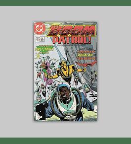 Doom Patrol 17 1988