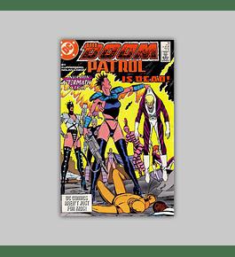 Doom Patrol 18 1989