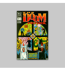 Doom Patrol 22 1989