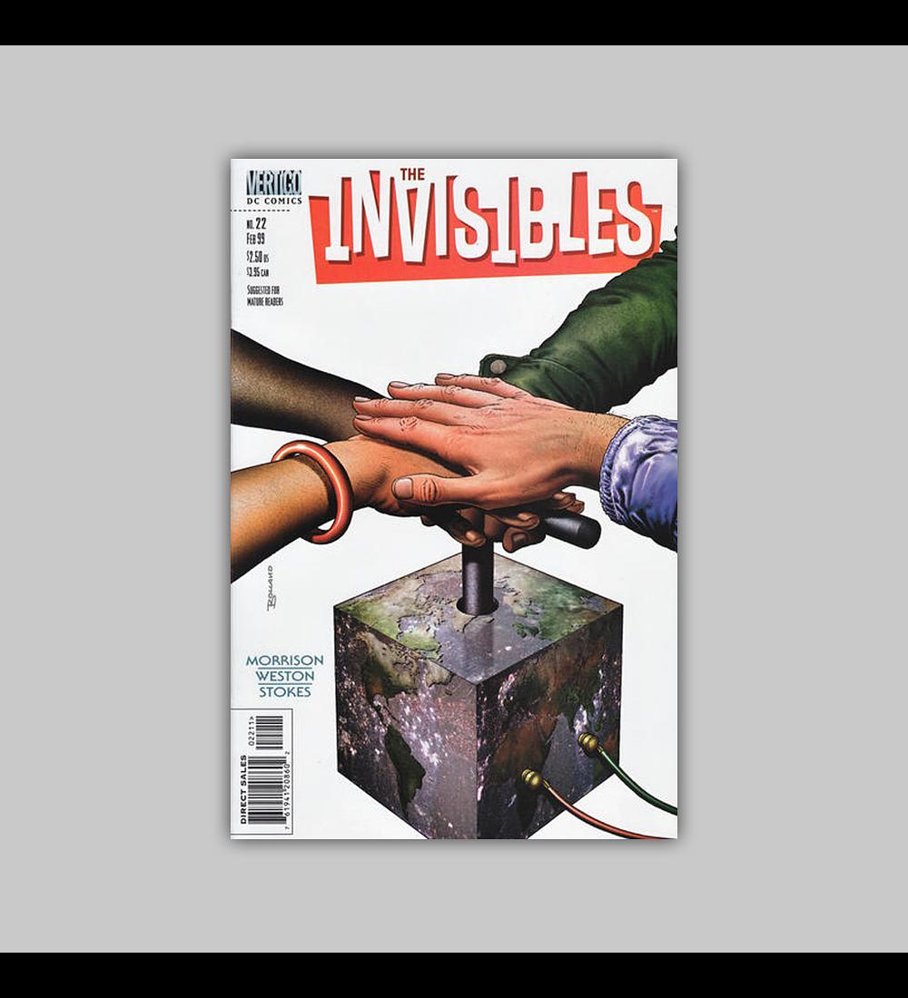Invisibles (Vol. 2) (Complete) 1997