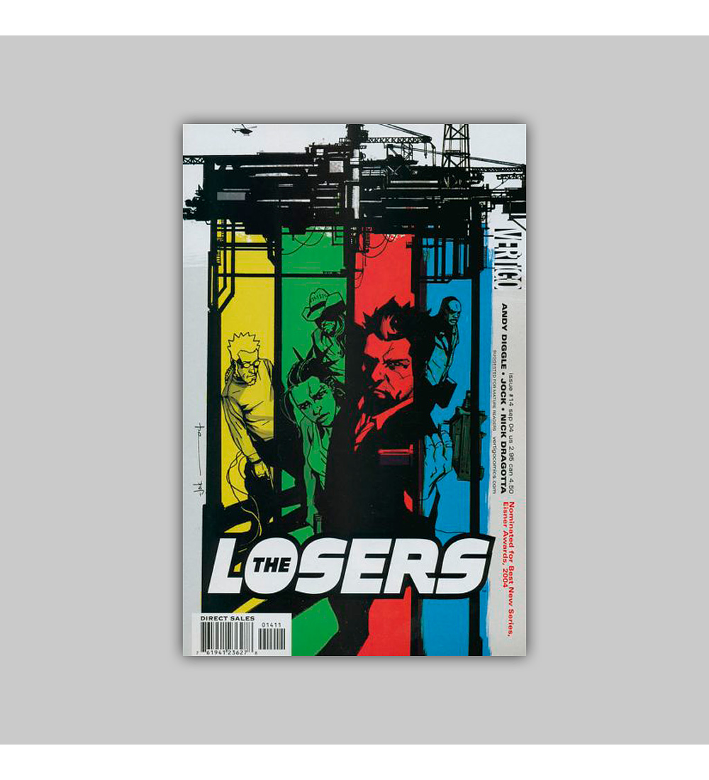 Losers 14 2004