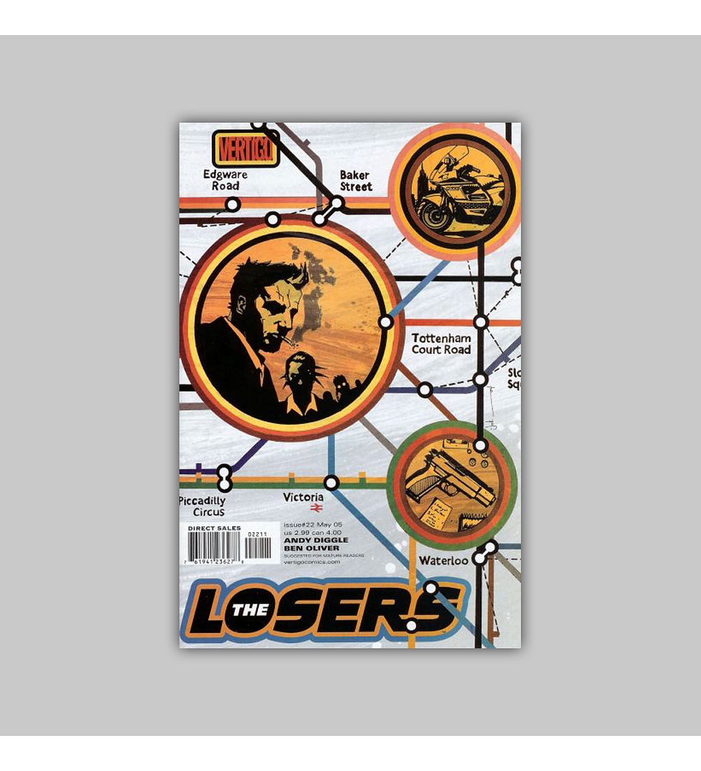 Losers 22 2005