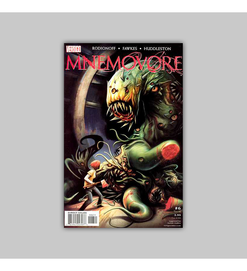 Mnemovore 6 2005