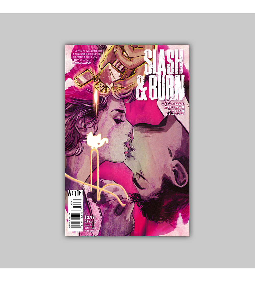 Slash and Burn 3 2016