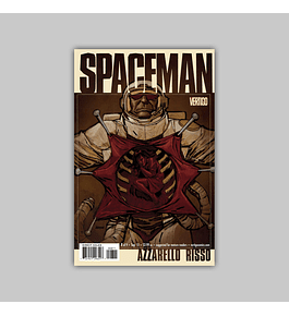 Spaceman 8 2012
