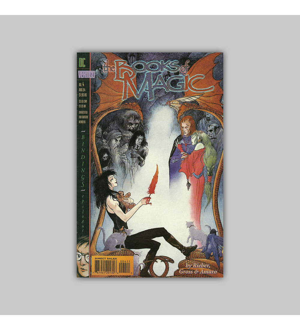 The Books of Magic 4 1994