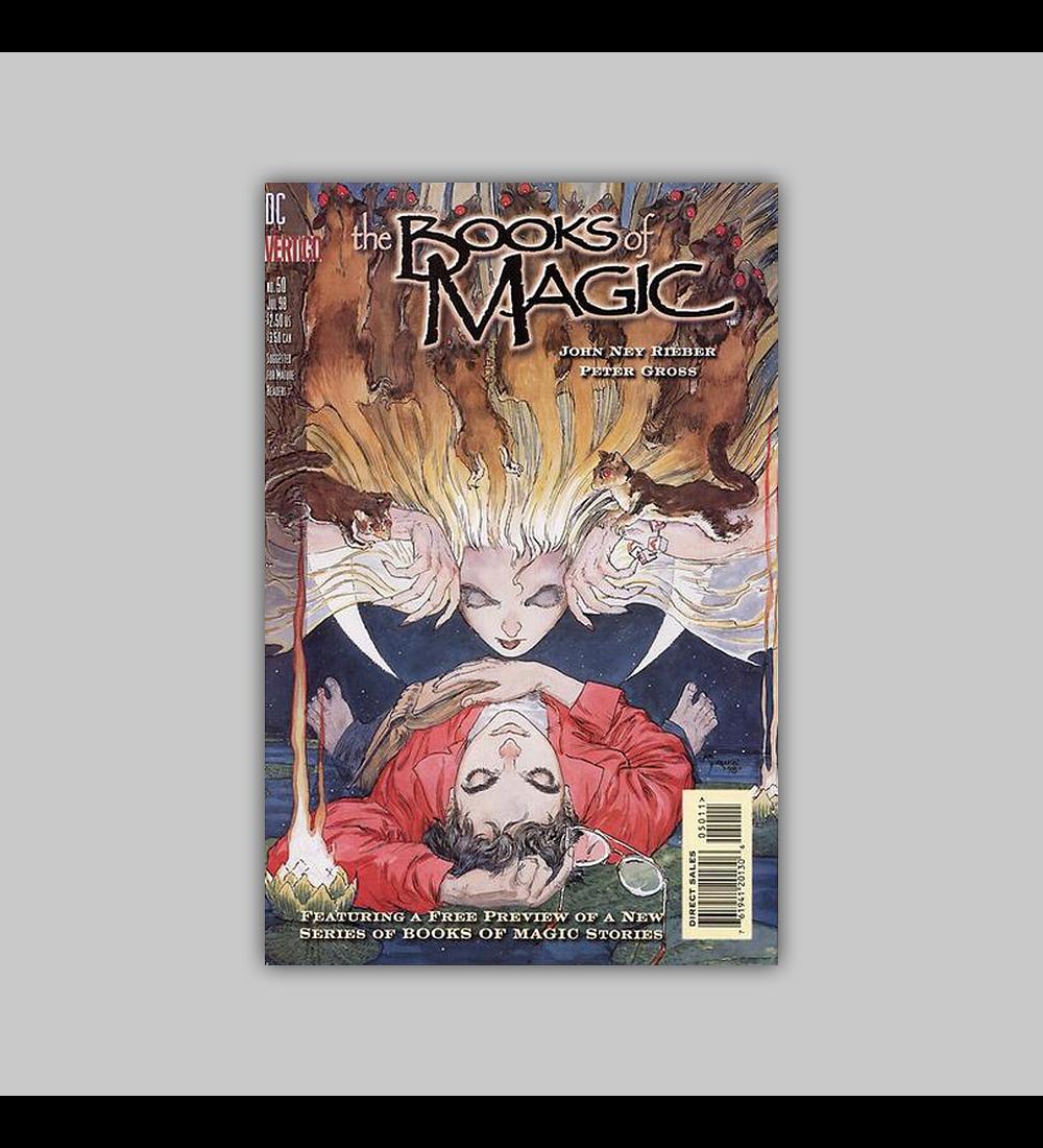 The Books of Magic 50 1998