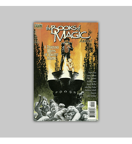 The Books of Magic Annual 3 1999