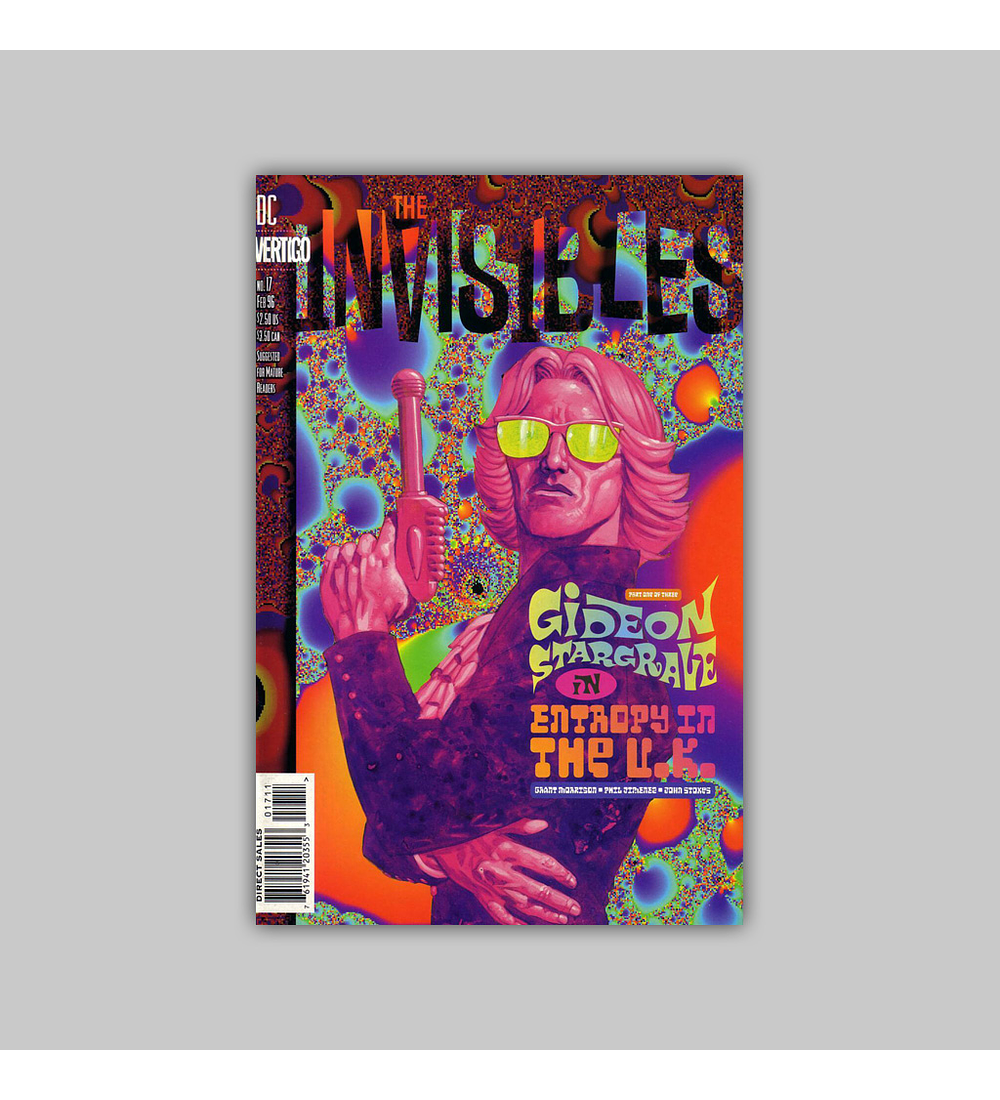 The Invisibles 17 1996
