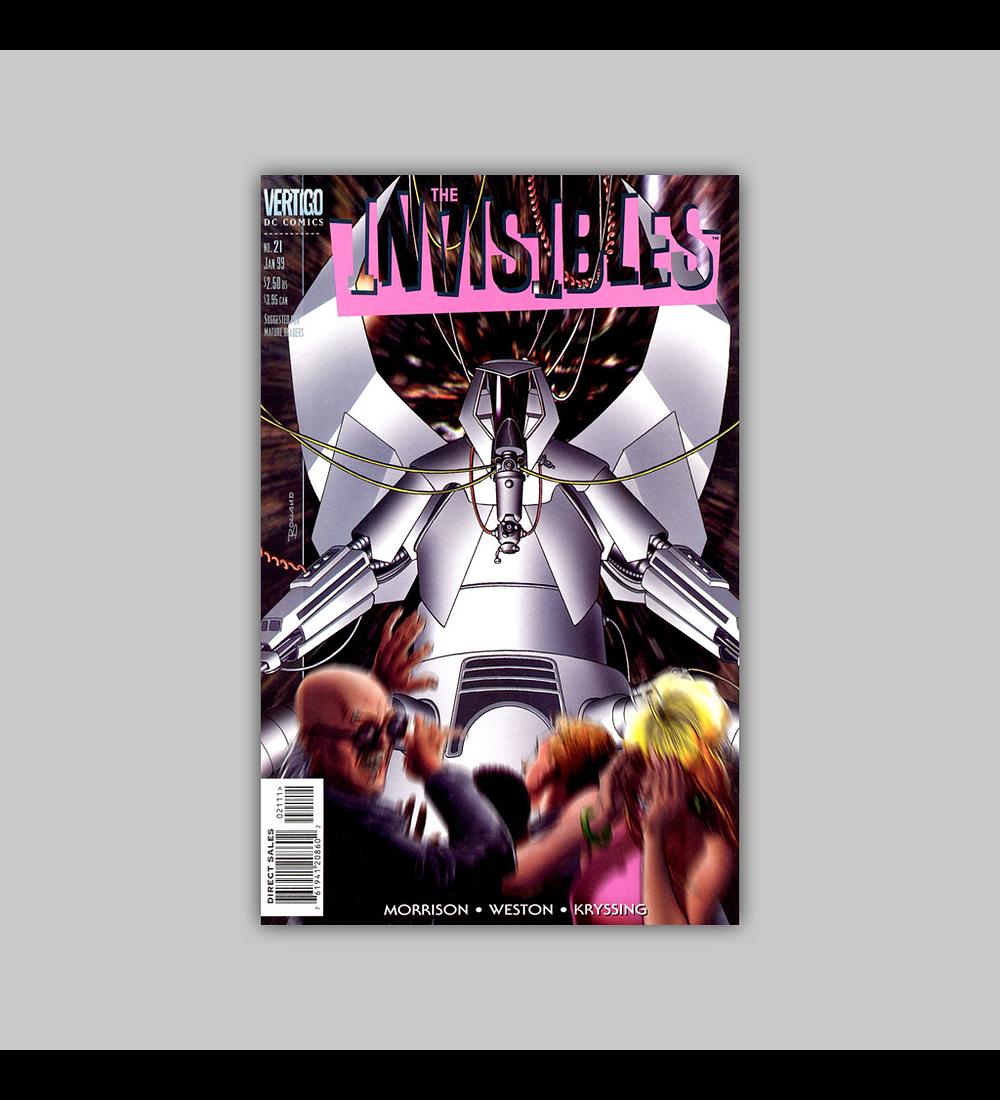 The Invisibles (Vol. 2) 21 1999