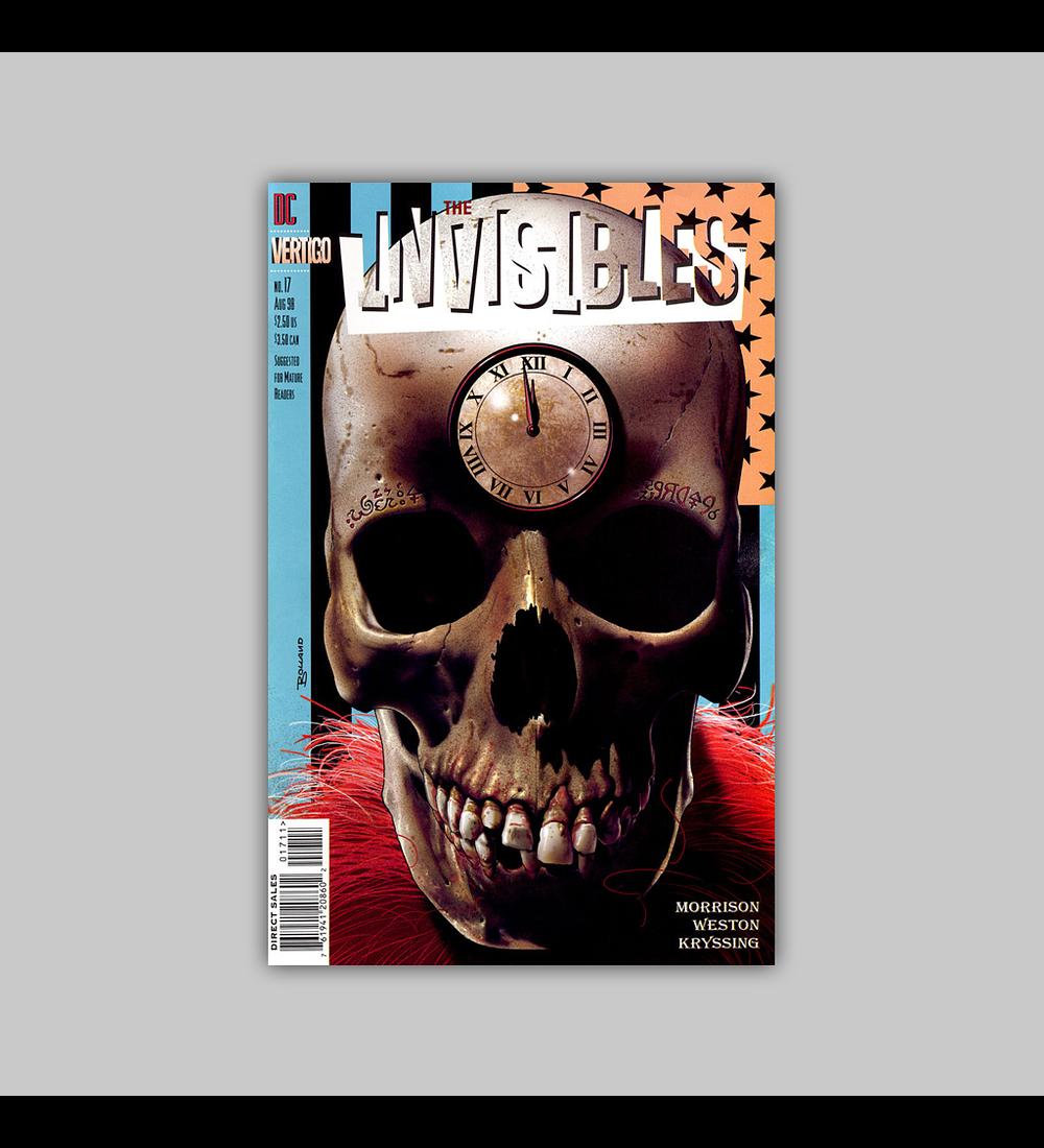 The Invisibles (Vol. 2) 17 1998