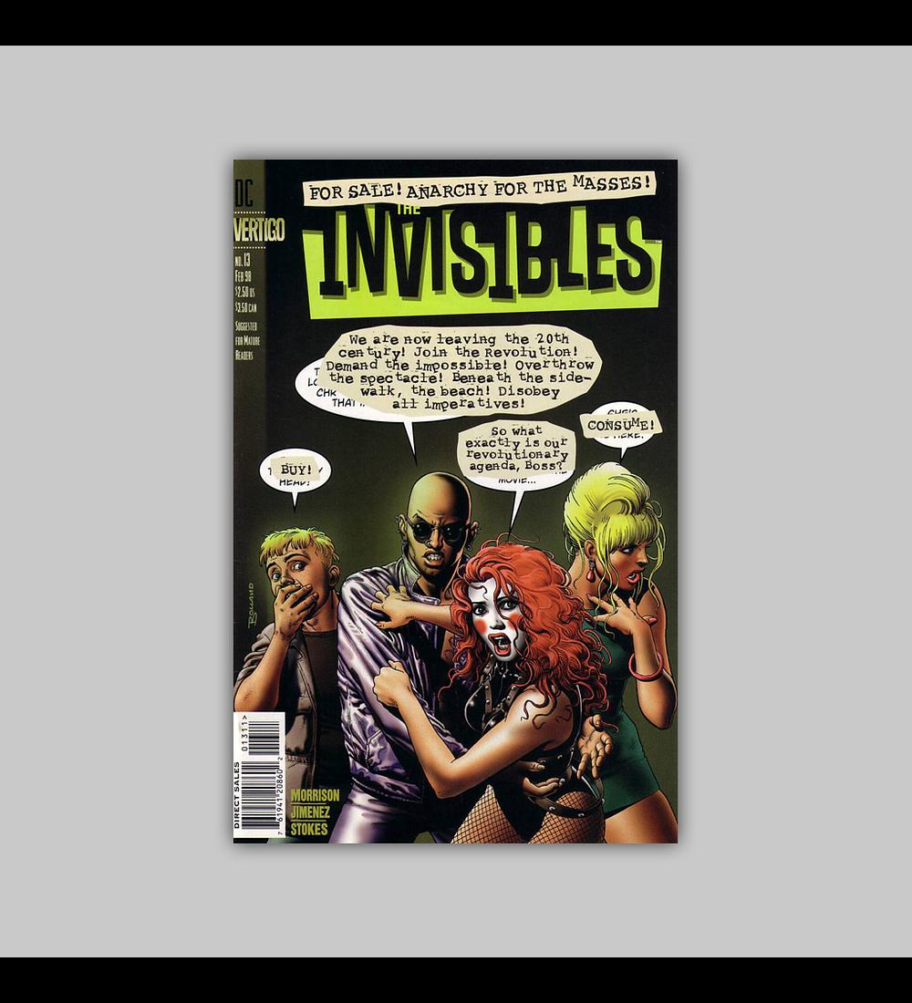 The Invisibles (Vol. 2) 13 1998