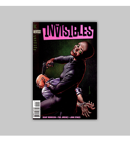 The Invisibles (Vol. 2) 12 1998