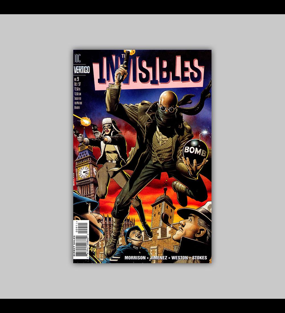 The Invisibles (Vol. 2) 9 1997