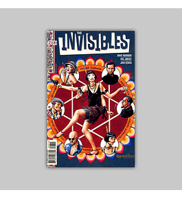 The Invisibles (Vol. 2) 8 1997