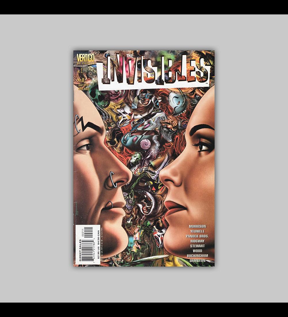 The Invisibles (Vol. 3) 2 2000