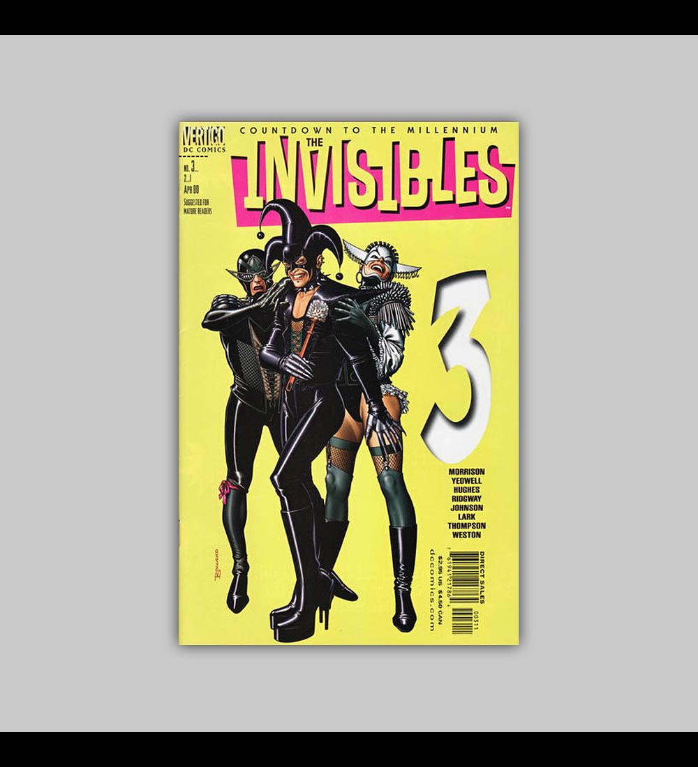 The Invisibles (Vol. 3) 3 2000