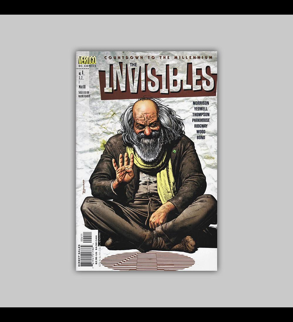 The Invisibles (Vol. 3) 4 2000