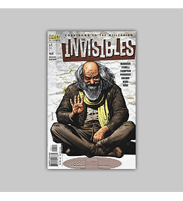 The Invisibles (Vol. 3) 4 2000