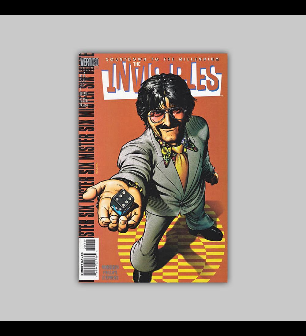 The Invisibles (Vol. 3) 6 1999