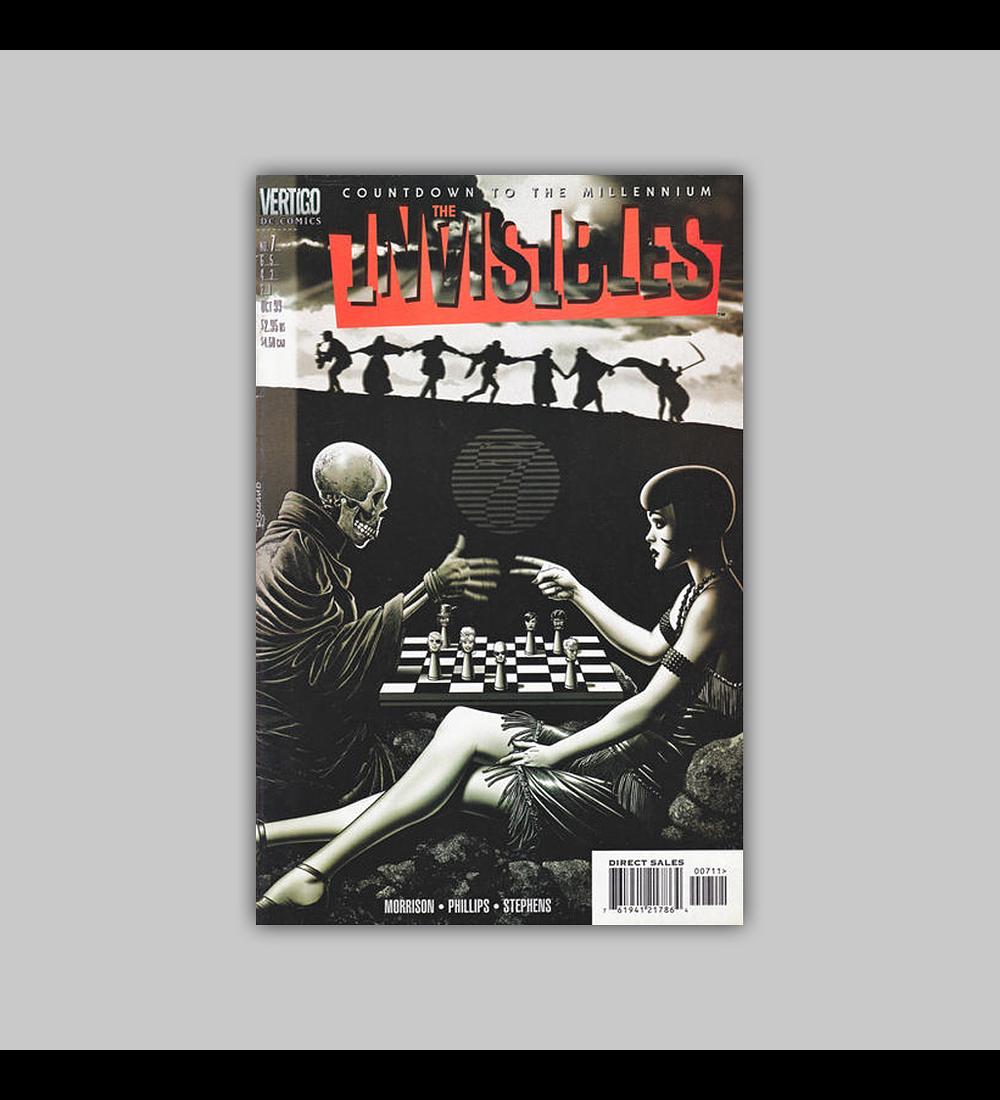 The Invisibles (Vol. 3) 7 1999