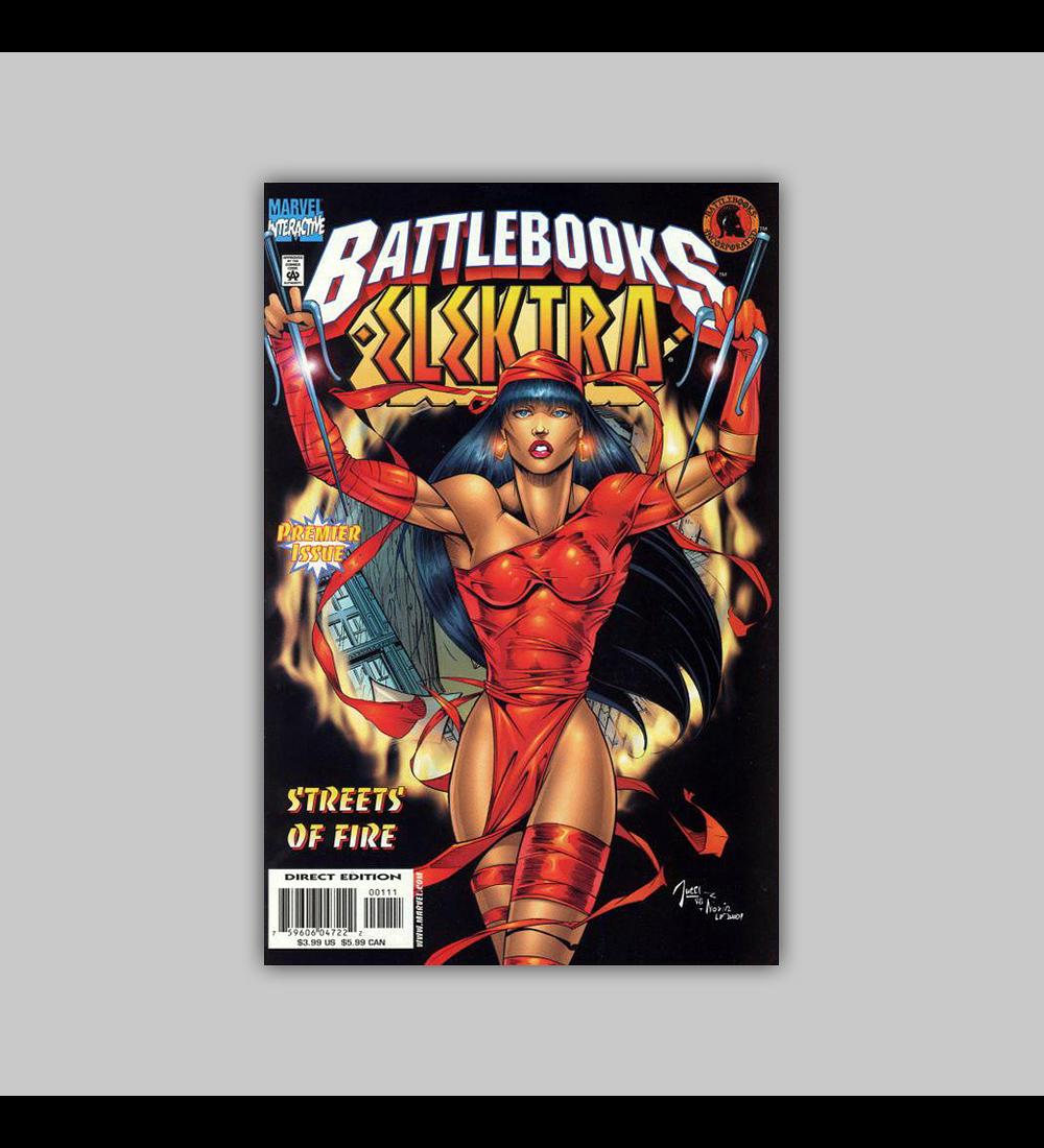 Battlebooks: Elektra 1 1998