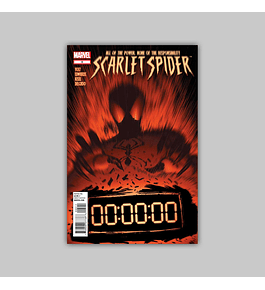 Scarlet Spider 5 2012