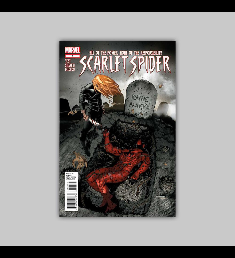 Scarlet Spider 6 2012
