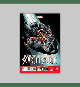 Scarlet Spider 13 2013