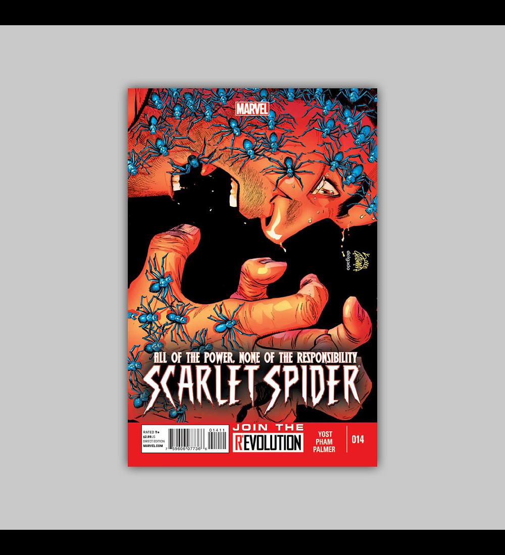 Scarlet Spider 14 2013