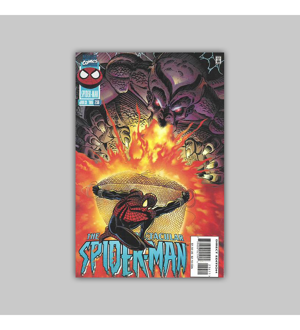 Spectacular Spider-Man 236 1996