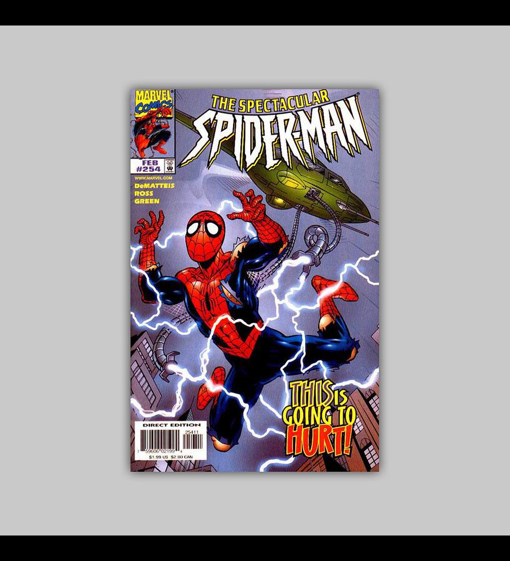 Spectacular Spider-Man 254 1998