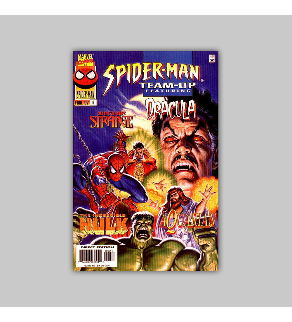 Spider-Man Team-Up 6 1997