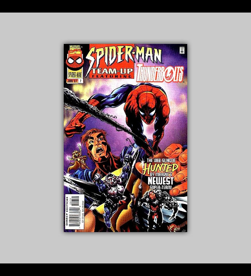Spider-Man Team-Up 7 1997