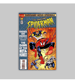 Spider-Man: Friends and Enemies 1 1995